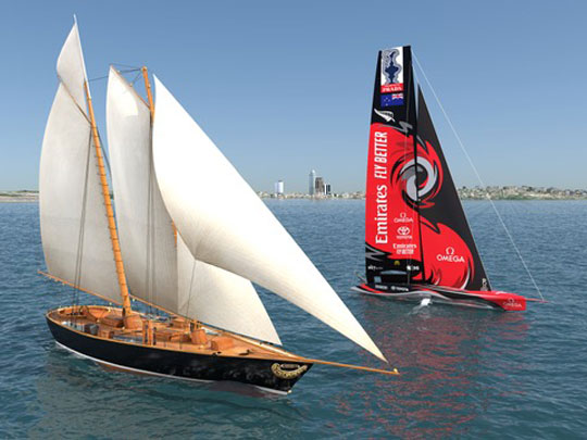 The America's Cup thumbnail image